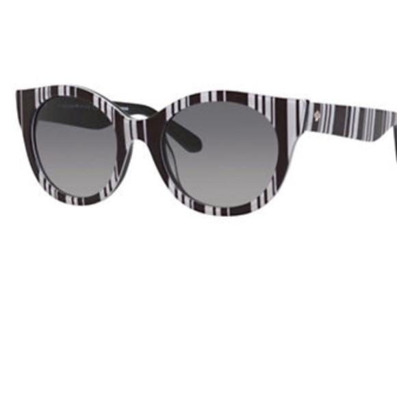 4b05a25e74fc kate spade Accessories   New York Melly Cateye Sunglasses   Poshmark
